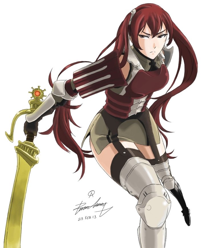 Severa the Hero by Arch-in-Black on DeviantArt