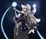 Silver Ahri