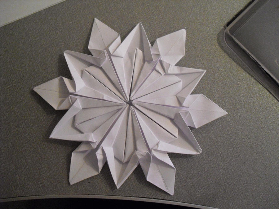 paper origami snowflakes 28 images origami maniacs 5