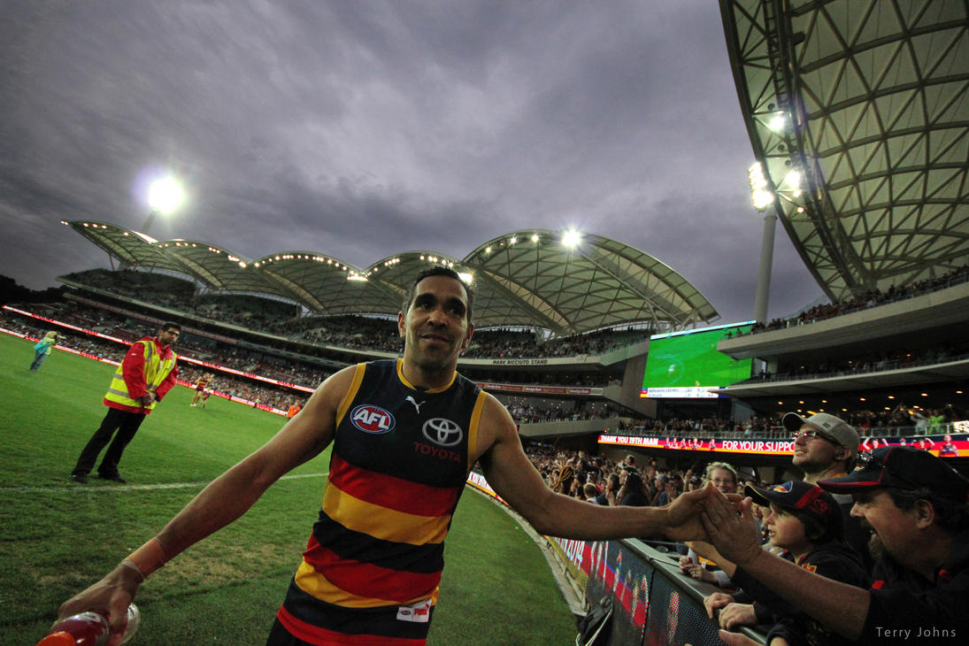 Eddie Betts by SiqueBrand