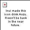 Inui Aozu icon by Danila-san