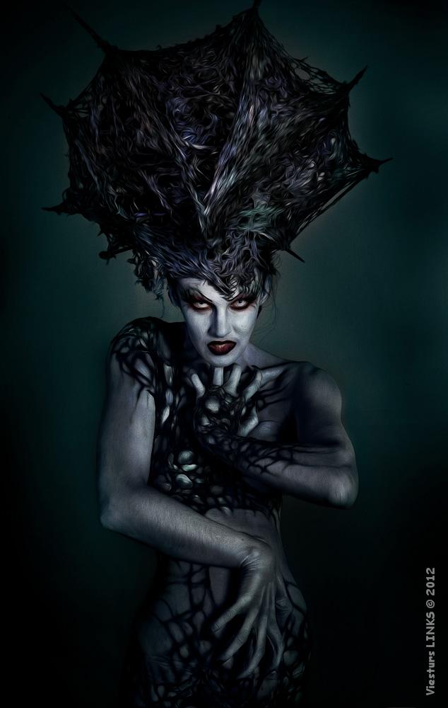 Black Widow by ViestursLinks