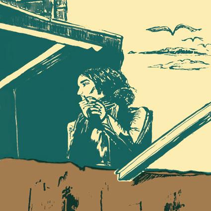 smoking.. by sapfonelo