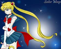 Sailor moon yah... by Hanako-Momotani