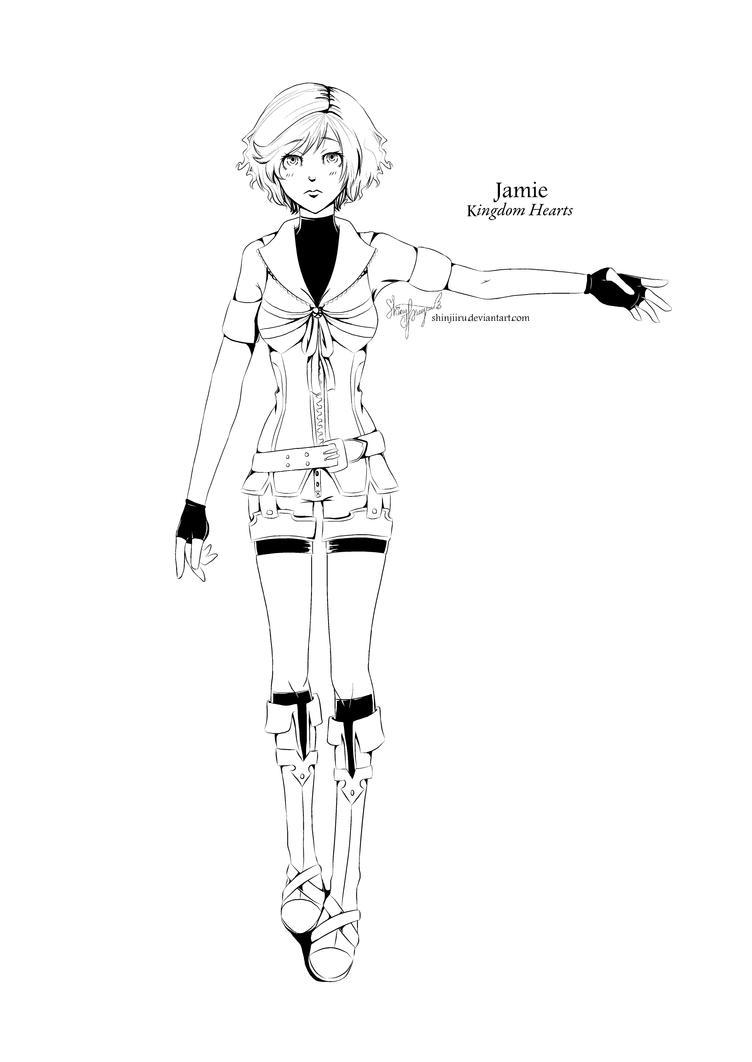 RQ: Jamie by shinjiiru