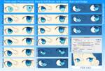 Easy Eye-colouring tutorial