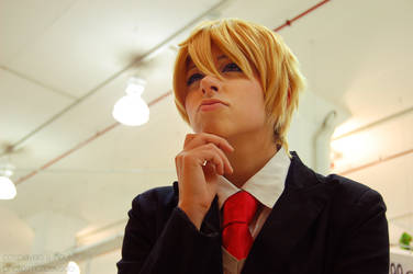Hmmmmm...Rei-chan! by a-nouki