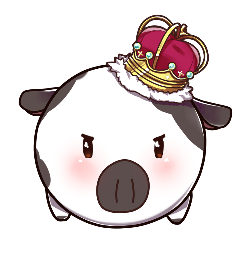 King of Dairy Pu by Churaga