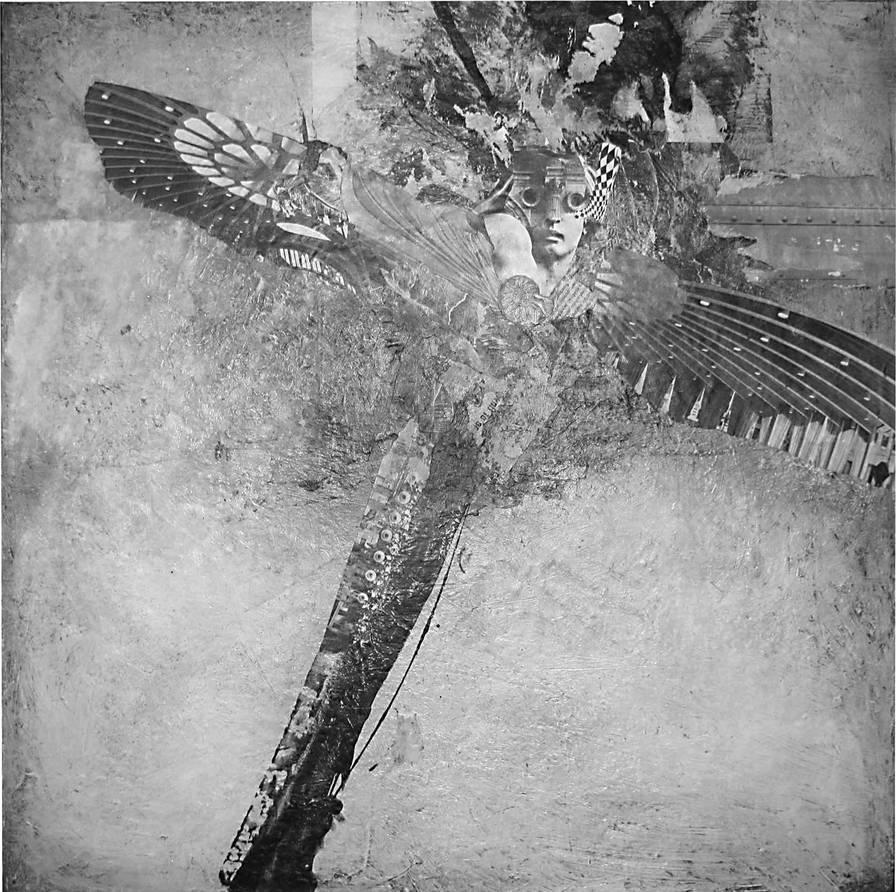 Dragonfly by dick-allowatt