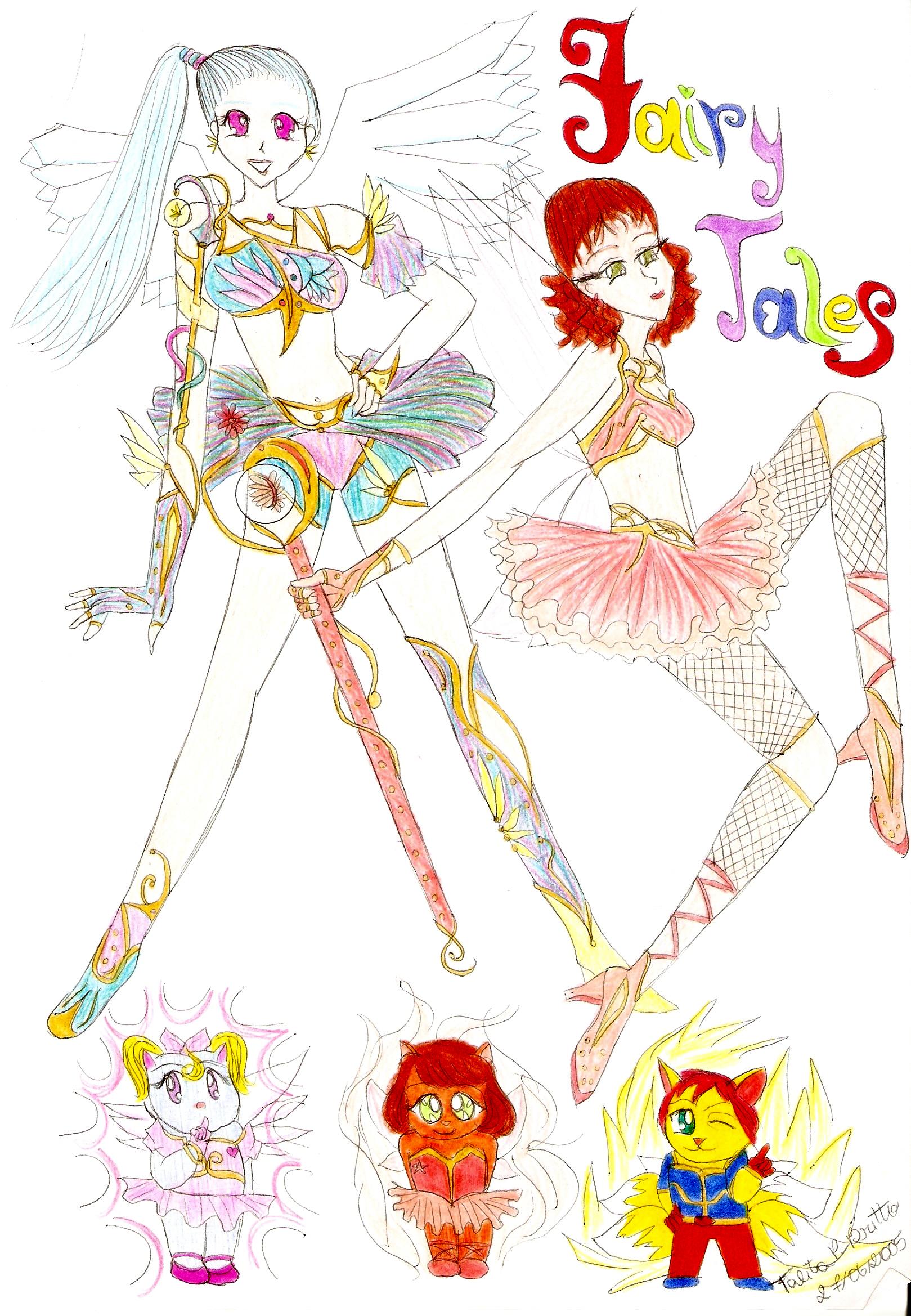 Fairy Tales by talitapagani