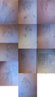 the lost sketches