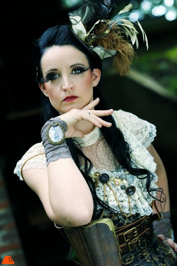 Glamour Steampunk by S-T-A-R-gazer