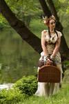Stock - Steampunk Fairy 1
