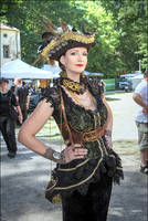 Steampunk Pirate at the WGT by S-T-A-R-gazer