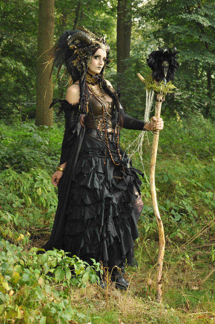 Female dark fantasy smut photos