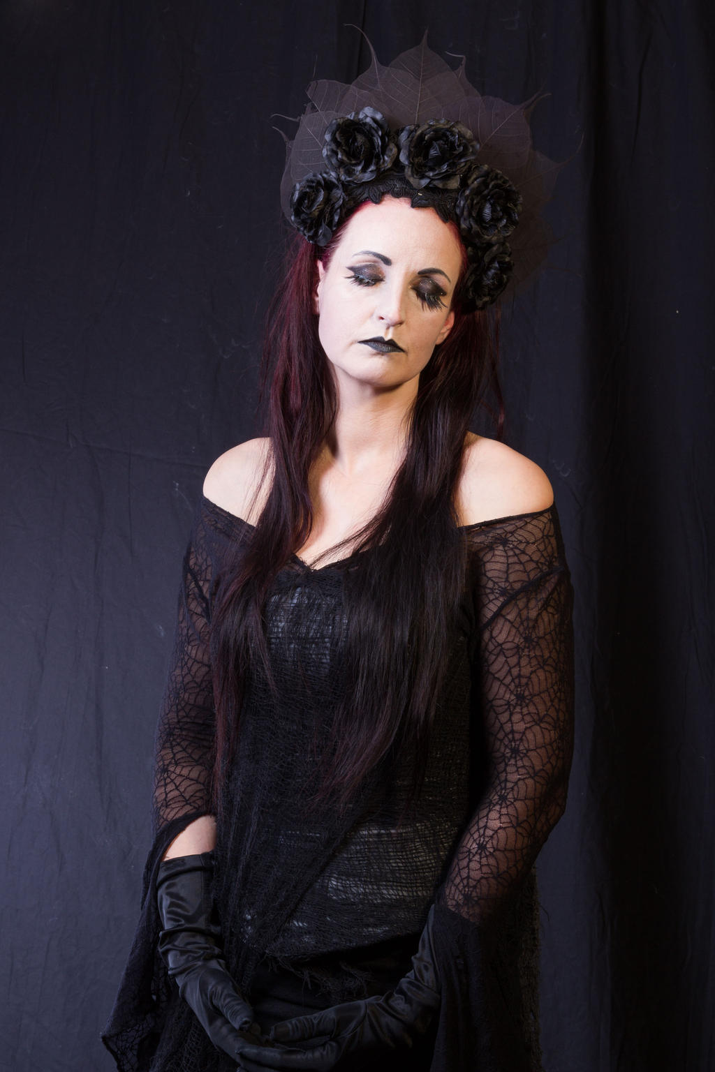 Stock - Gothic melancholy sad by S-T-A-R-gazer