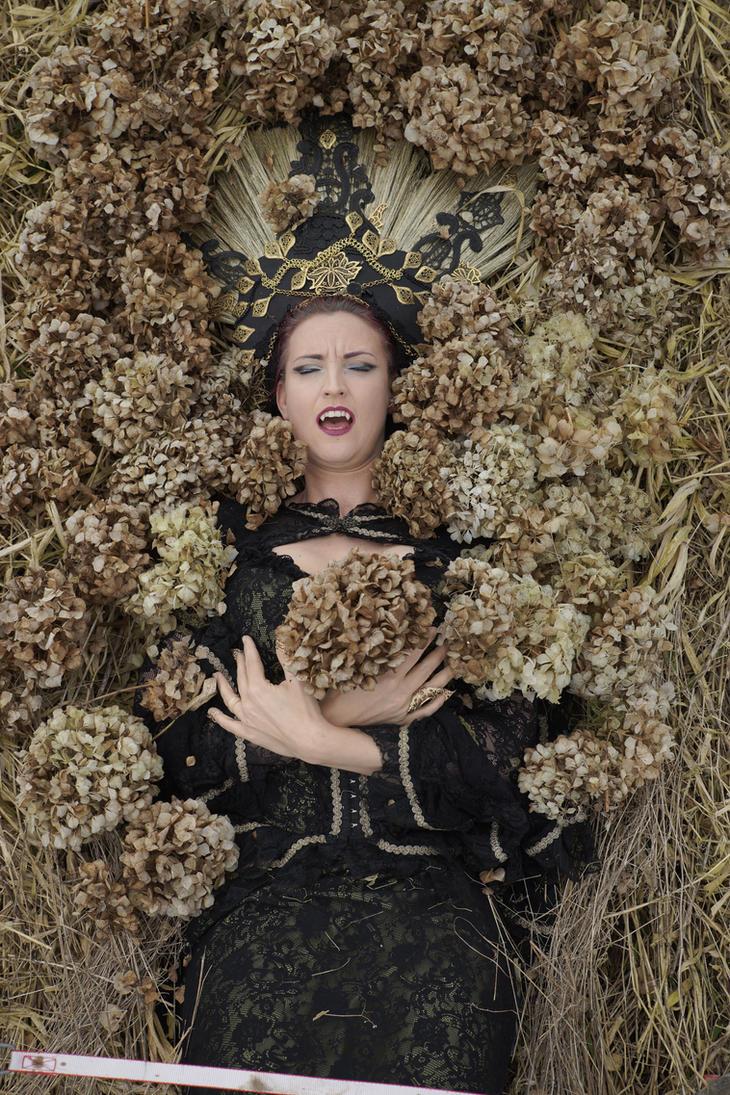 Stock - Vampire scream flowers by S-T-A-R-gazer