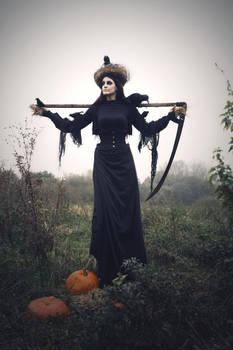 Halloween is near .. I can feel it
