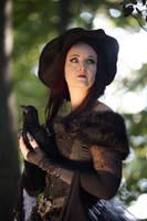 Stock - Halloween special witch .. portrait 2 .. by S-T-A-R-gazer