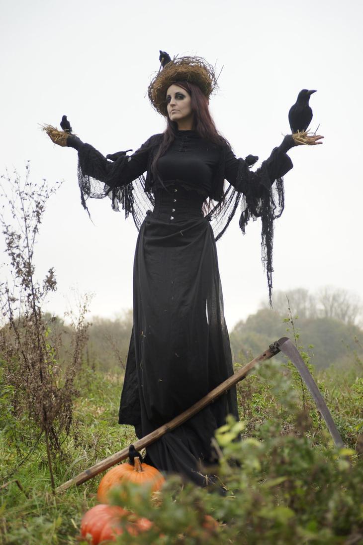 Stock - Halloween Scarecrow 13 by S-T-A-R-gazer