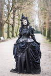 Stock - Gothic lady dark fantasy baroque 2