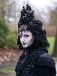 Stock - Gothic lady dark fantasy baroque 6