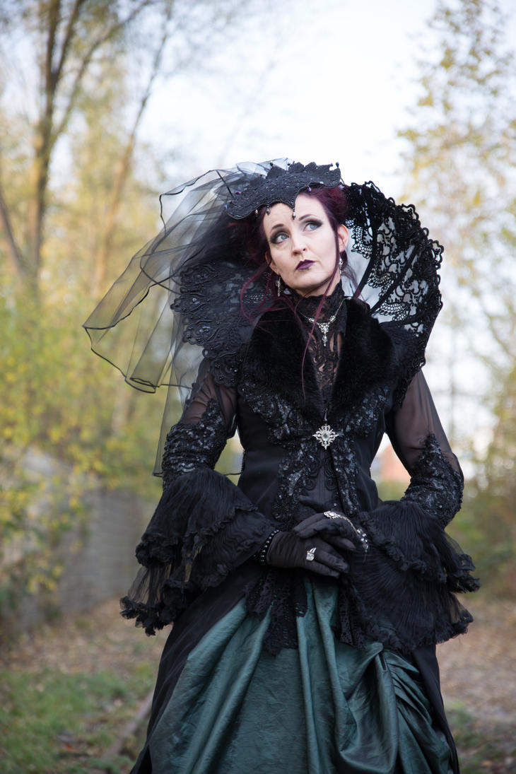 Stock - Dark sad autumn melancholie gothic 1 by S-T-A-R-gazer