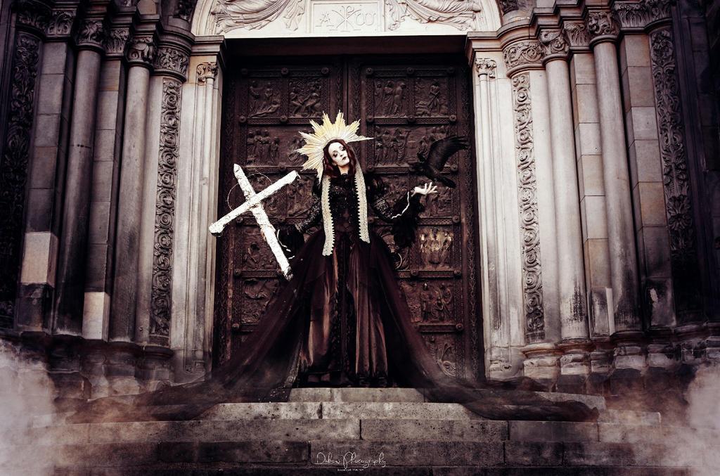 Holy darkness by S-T-A-R-gazer