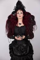 Stock - Gothic Dark woman hand pose dark fantasy by S-T-A-R-gazer