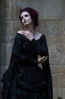 Stock - Victorian woman gothic portrait romantic by S-T-A-R-gazer