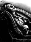 Kat Von D by Music-Art-Addict