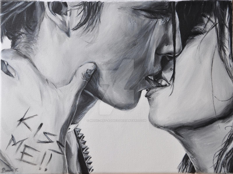 Kiss Me So Softly