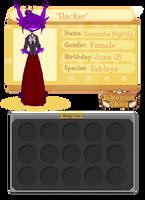 PKMNS :: Samantha Nightly by irken-violinist