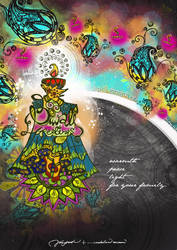 A Collab : Diwali Greetings