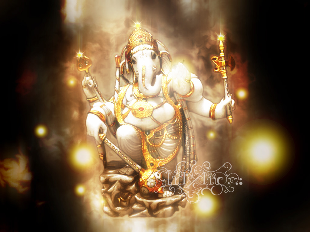 ganesha wallpapertrixinc on deviantart