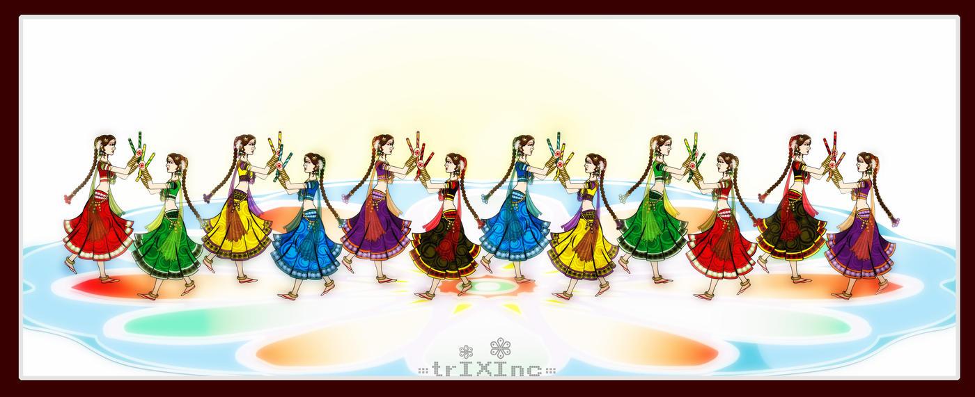 A Dozen Dance by TrIXInc