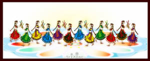 A Dozen Dance