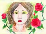 Red Rose by akevikun