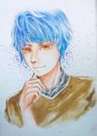 Blue Brother by akevikun