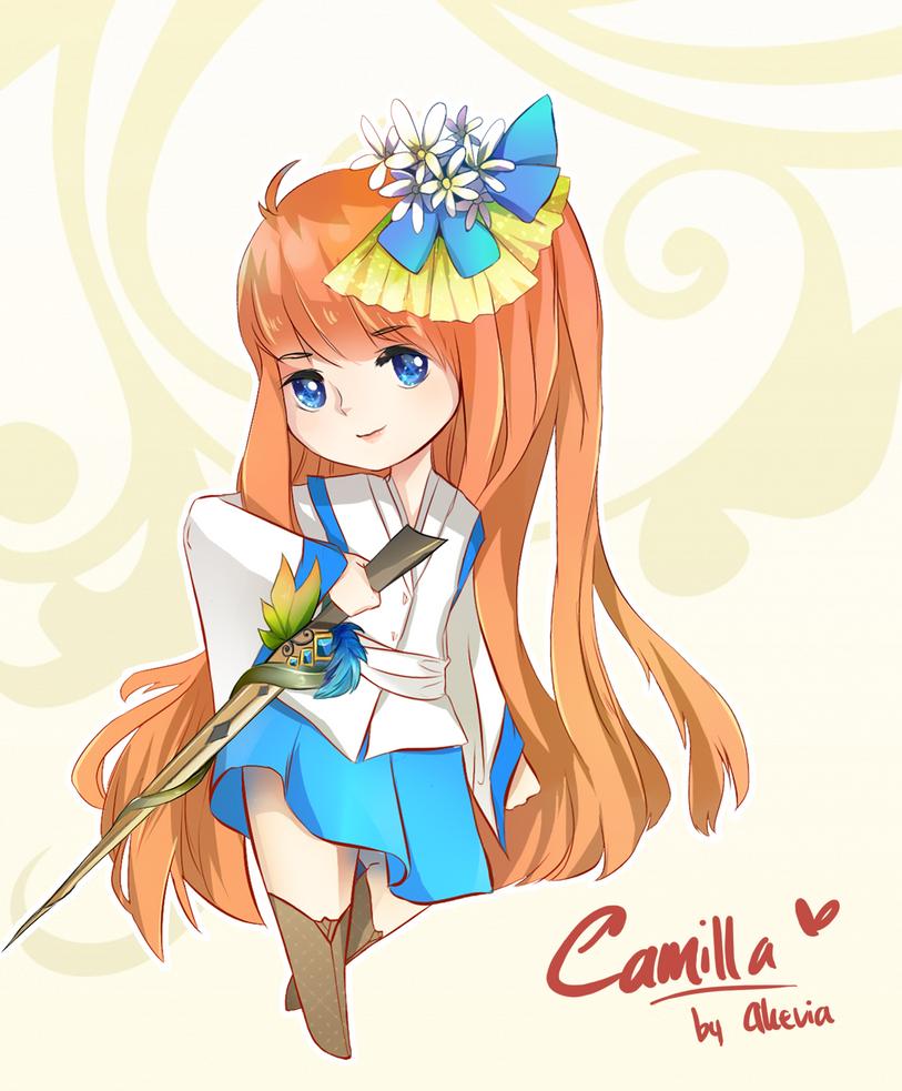 Camilla by akevikun