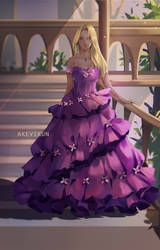 The Princess by akevikun