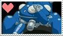 Tachikoma Stamp by GITS-fans