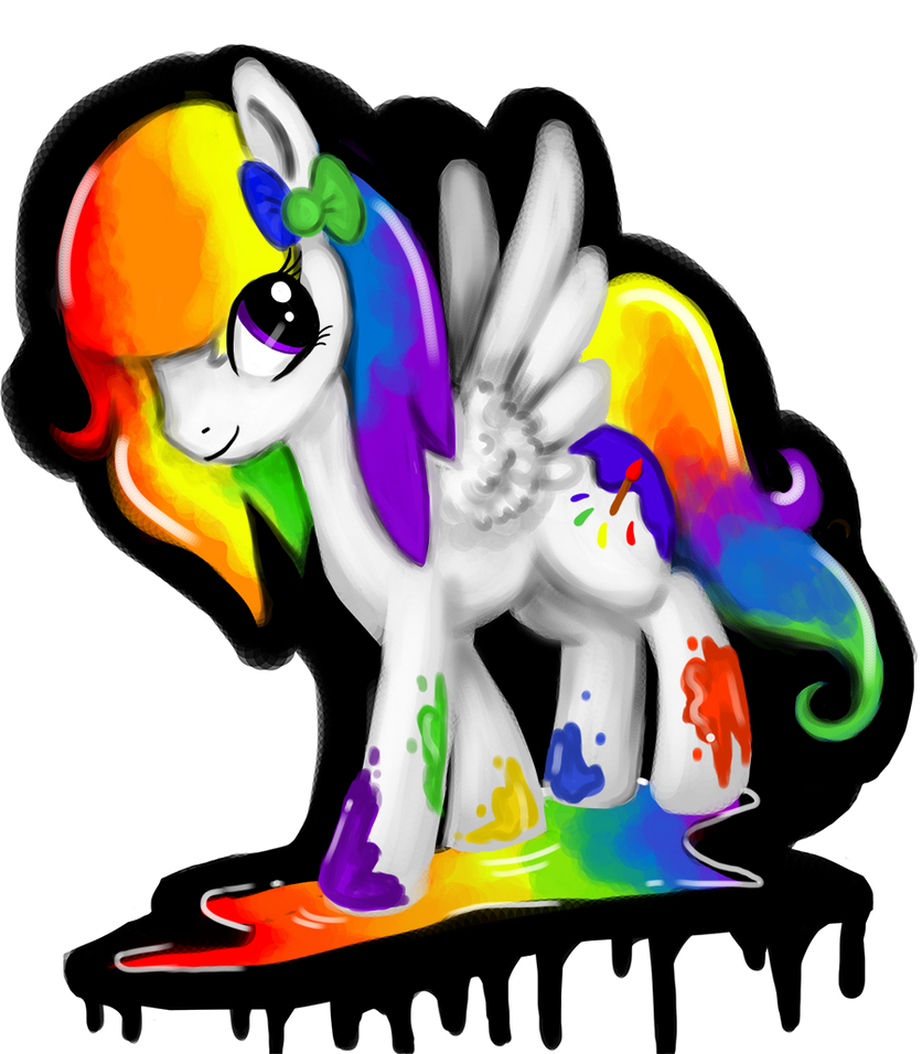Rainbow Palette by Sekhmettt