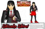 Highschool Showdown: Shizuka Wallpaper