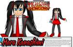 Highschool Showdown: Haru Wallpaper