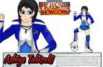 Highschool Showdown: Ashige Wallpaper