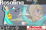 Nintendo All-Stars: Rosalina Wallpaper
