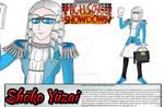 Highschool Showdown: Shoko Wallpaper