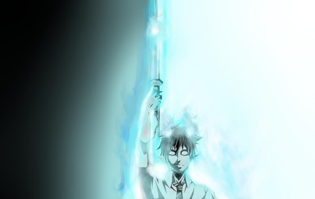 The son of Satan by KingDarkSoul