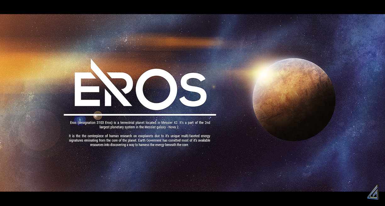 Eros by Gasolin3